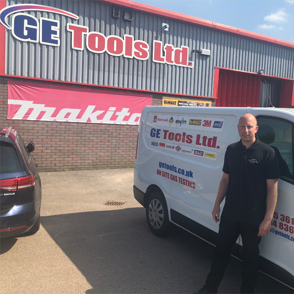 Gas Testing from G E Tools