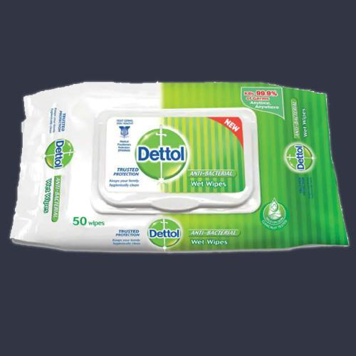 Anti-Bacterial Detox Wipes