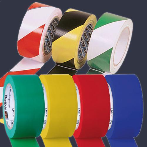 Coloured Floor Marking Tape