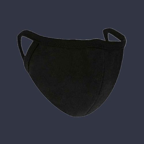 NanoTech Washable Face Mask (Black)
