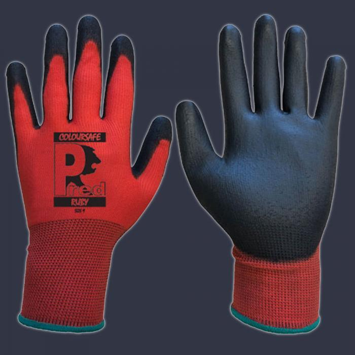 Pred Ruby Glove With Breathable Liner