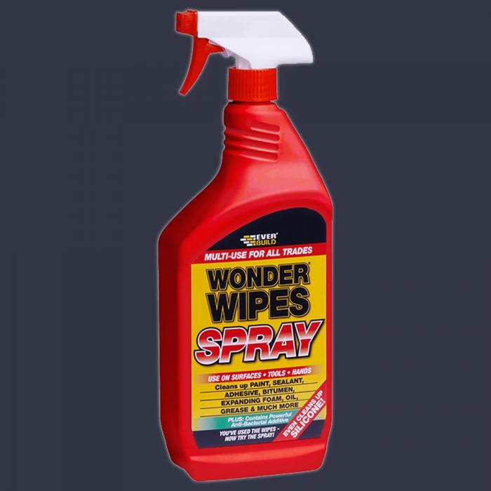 Wonder Wipes Spray