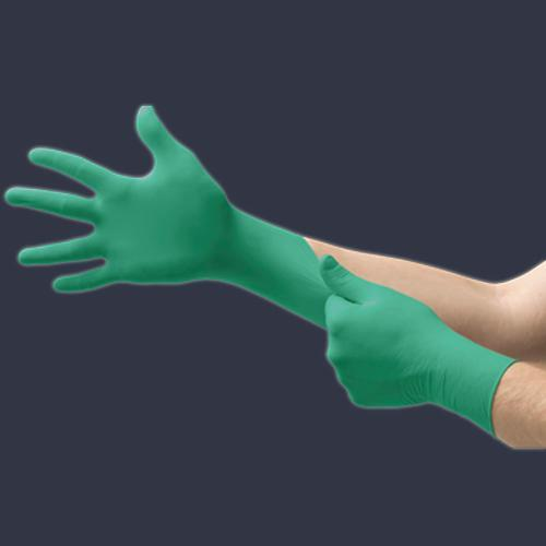 Ansell Edmont 92-600 Nitrile Disposable Gloves