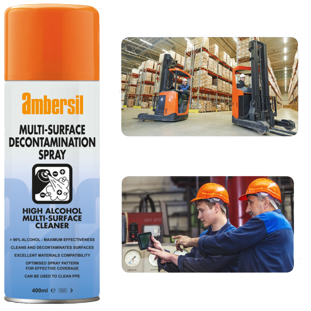 Multi-Surface Decontamination Spray