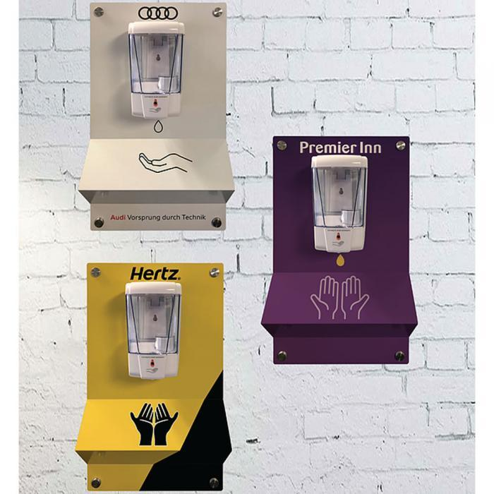 Wall Mounted Sanitiser Dispenser